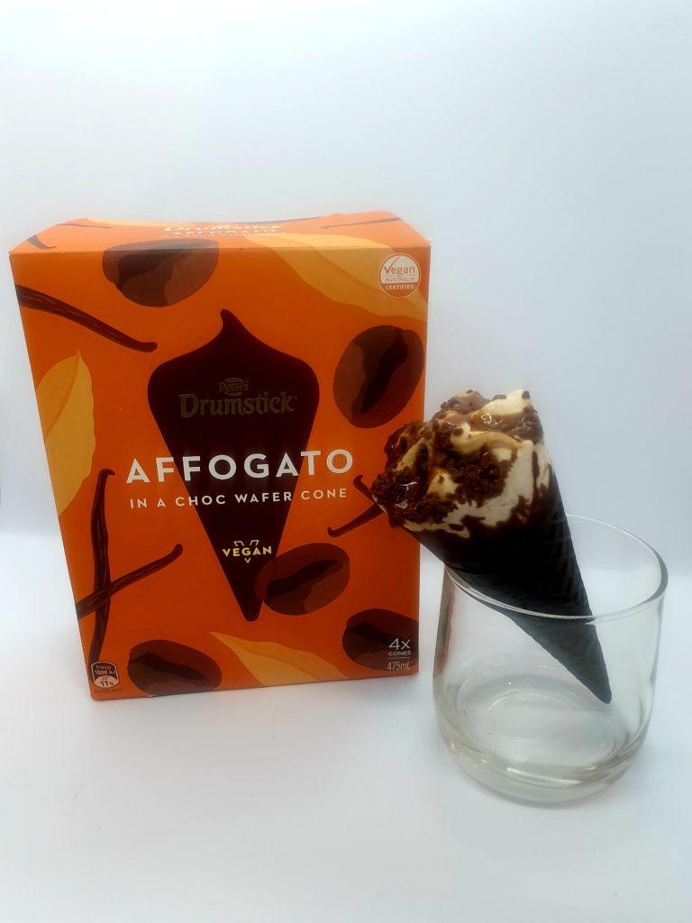 Affogato Drumstick box and ice cream