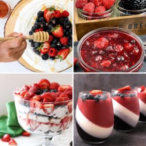 21 Fresh summer fruit desserts